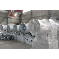 Quality Remote Control Dust Suppression Equipment , Garden Dust Suppression Misting Systems for sale