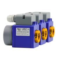 Buy cheap 5 Circuits Through Bore Electrical Slip Ring IP64 and 200 Million Turns Long from wholesalers