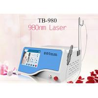 Buy cheap Continuous Work Spider Vein Removal 980nm Vascular Removal Machine product
