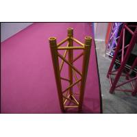 Buy cheap High Strength Display Aluminum Triangle Truss , Portable Triangular Lighting from wholesalers