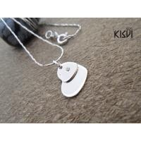 China 2012 hot selling 925 sterling silver gemstone pendant with zircon W-VB914 wholesale