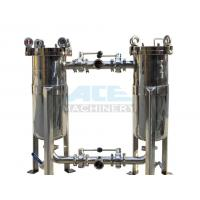 Quality Single Bag Vessels With Quick Lock Easy Open/Close Design Industrial Grade for sale