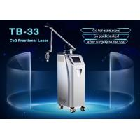 China 10600nm Co2 Fractional Laser Machine For Scars / Stretch Marks Removal Vaginal Tightening wholesale