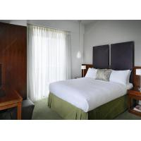 China Modern Hotel Apartment Furniture Sets With MDF / Solid wood / Plywood wholesale