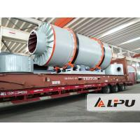 Buy cheap Best Selling ISO Certificated Rotary Dryer for Ore, Sand, Slurry From China from wholesalers