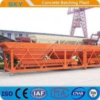 China PLD1200 Integrated Design Concrete Aggregate Cement Batching Weighing Machine wholesale