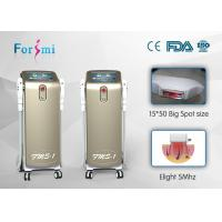 China Advanced newest wrinkle removal champagne shr handle machine for sale wholesale