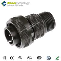China 4 Way Cable Mount Plug Connector, Pin Contacts,Shell Size 14S, Screw Coupling, MIL-DTL-501 wholesale