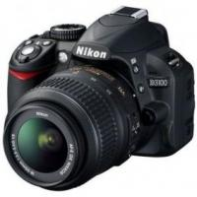 China Nikon D3100 Digital SLR Camera with Nikon AF-S VR DX 18-55mm lens wholesale