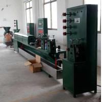 Quality 200kg/H Two Straps Pet Strapping Band Machine by Single Screw Extruder for sale