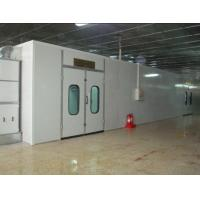 China Commercial Industrial Furniture Spray Booth 0.22-0.3 m/s For Water Circulation wholesale