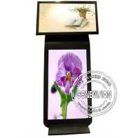 """China CE / ROHS Kiosk Digital Signage , 55.52"""" Color LCD Screen wholesale"""