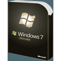 Quality Microsoft Operating Systems Windows 7 Ultimate 64 Bit Key OEM Full Retail for sale