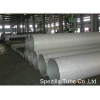 China Stainless Steel Tube Pipe UNS S31009 Stainless Steel Round Tube ANSI B36.19 TP 310H ERW Pipe TIG Welding wholesale