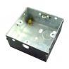 China Galvanized steel decorative junction boxes wholesale