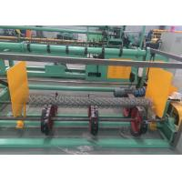 China 1.8 - 5.5mm Wire Mesh Welding Machine For Weld / Hexagonal Mesh Fence Automatic wholesale