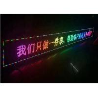 China Video P10 Full Color LED Display Die Casting Aluminum Cabinet Easy Installation wholesale