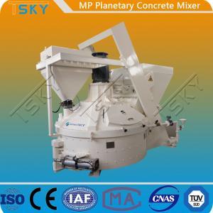 China Low Noise MP375/250 11KW Planetary Concrete Mixer wholesale