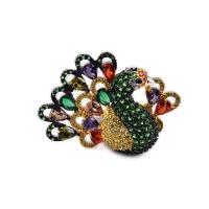 China New Fashion Noble / Elegant 925 Silver Diamond Animal Ring With Factory Price wholesale