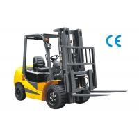 Buy cheap Pneumatic Tyres Four Wheel Forklift 3 Ton 2350mm Turning Radius Comfortable Operation from wholesalers