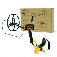 China Underground Professional Metal Detector Gold High Sensitivity And LCD Display wholesale