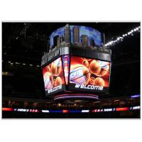 China Cube Basketball Court / Sport Stadium LED Display 1R1G1B P8 Full color wholesale