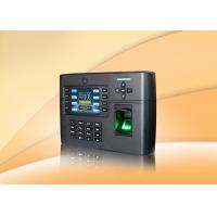 China Big Capacity Fingerprint Access Control System Terminal Built In Li Battery wholesale