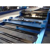 China Light Pole cut to length line machine for  2 - 6mm thickness Lamp Post cutting machine wholesale