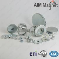 China Strong magnet with hole wholesale