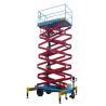 China 300Kg Loading portable scissor lift , high loading hydraulic elevating platform wholesale