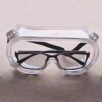 China Durable Medical Safety Goggles Scratch Resistant Stable Performance wholesale
