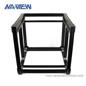 China China Extruded 3D Printer Aluminum Extrusion Profile Filament Frame Kit wholesale
