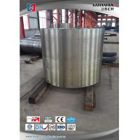 China Barrel Type Industrial Heat Treatment Forging Carbon Steel Mechanical wholesale