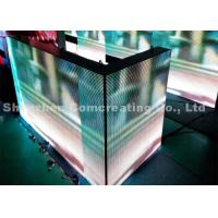 China P8 HD electronic Outdoor Full Color LED Display Light Weight 1R1G1B 15625 dots / sqm wholesale