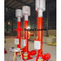 Quality High frequency oilfield flame ignitor connected with poor boy degasser for sale