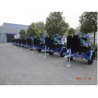 China Trailer type Diesel Water Pump Set With Cummins Diesel Engines For Agriculture irrigation wholesale
