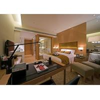 China E1 Wooden Panel Commercial Hotel Furniture , Studio Apartment Furniture wholesale