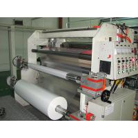 China Banner PVC Sheet Extrusion Line / Grid Hollow PP Sheet Making Machine wholesale