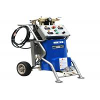 China Full Pneumatic Polyurethane Spray Machine 25Mpa Max For Exterior Wall Insulation wholesale