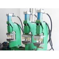 Aluminum Hydraulic Punching Machine Portable Steel Punching Machine