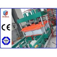 China Column Type Rubber Tile Making Machine , Customized Rubber Press Machine wholesale