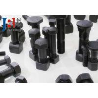 China High Strength Cutting Edge Plow Bolts and Nuts for Bulldozer Tractor Parts wholesale