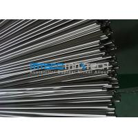 China Cold Drawn Stainless Steel Instrument Tubing ASTM A269 / A213 9.53mm x 22 SWG wholesale