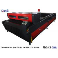 Buy cheap High Precision Industrial Co2 Laser Metal Cutting Machine With RD Live Focus from wholesalers