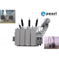Buy cheap Low On Load Loss, Oil Immersed Power Distribution Transformer For 220kV Grid from wholesalers