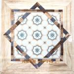 PET heat Transfer Foil thickness 20 Micron PVC Decorative Foil For Furniture