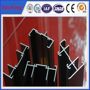 China aluminium manufacturer best selling aluminum decoration profiles kitchen cabinet supplier wholesale