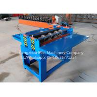 China Professional Electric Simple Color Steel Metal Sheet Coil Slitting Machine 2 Years Warranty wholesale