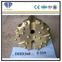 China Construction DTH Drilling Tools Ore Mining 219mm Dia DHD360 Drill Bit Button wholesale