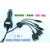 China 5 in 1 Phone Car Charger wholesale